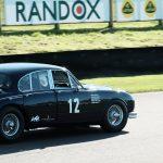 Grant Williams Jaguar Mk2 JAG 400 Goodwood Speedweek