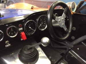 Ian Burford Ginetta G4 Stack Classic rev counter