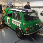 Innocenti Mini Rolling road 2