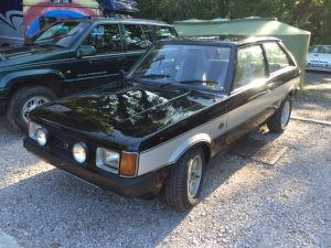 Lotus Sunbeam restoration
