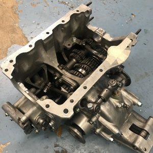 Classic Mini straight cut gearbox
