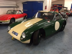 Mk1 TVR Grantura Coventry Climax