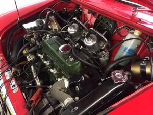 Play Mini Mk1 Cooper S style Mk4 1275 Aplus engine