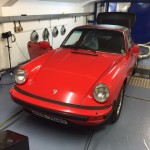 Porsche 911SC fuel injection adjustment tuning rolling road 2