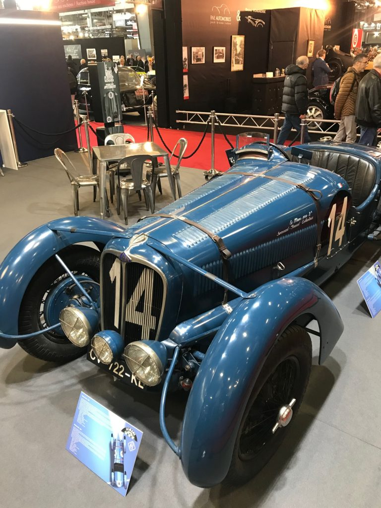 Le Mans Classic Retromobile