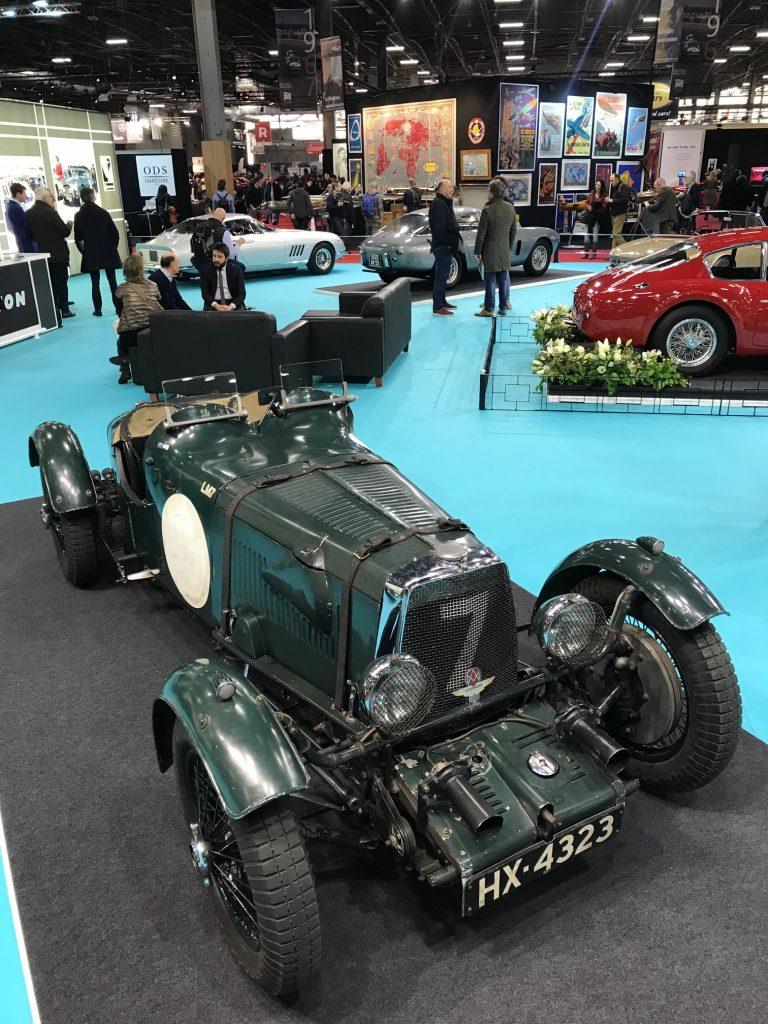 Retromobile Paris Aston Martin