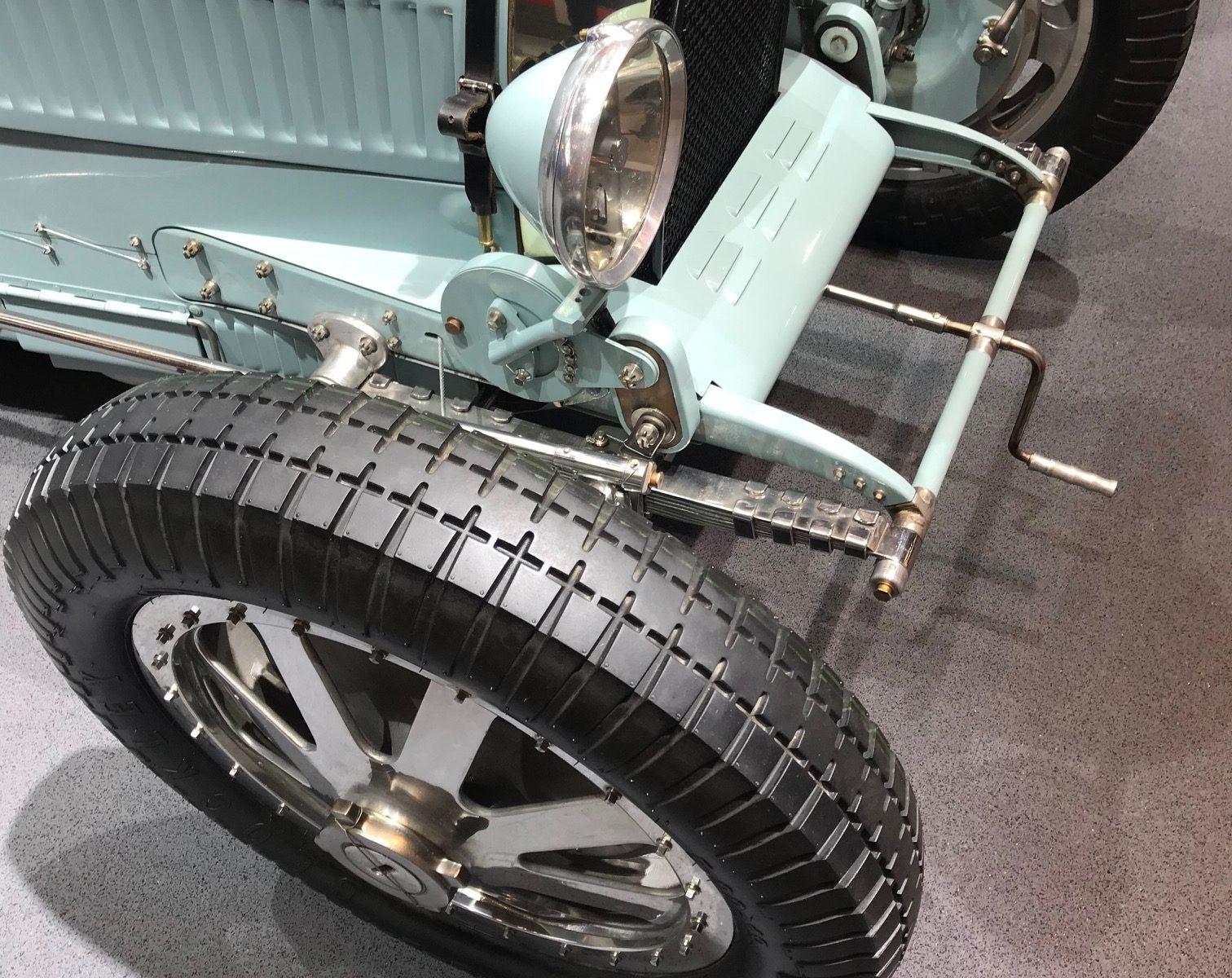 Bugatti Retromobile