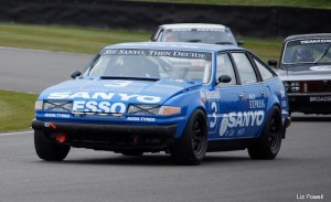 Rover SD1 Goodwood CCK Historic