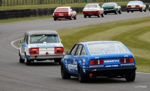 Rover SD1 Goodwood Members Meeting