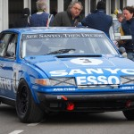 Sanyo Group 1 Rover SD1 Goodwood Members Meetiing CCK Historic Riorden Welby Adrian Reynard
