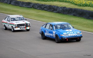 Sanyo Group 1 Rover SD1 Goodwood Members Meetiing CCK Historic Riorden Welby Adrian Reynard 3
