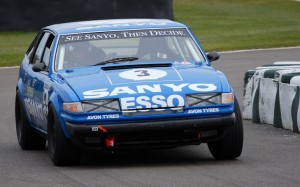Sanyo Group 1 Rover SD1 Goodwood Members Meetiing CCK Historic Riorden Welby Adrian Reynard 4