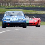 Sanyo Group 1 Rover SD1 Goodwood Members Meetiing CCK Historic Riorden Welby Adrian Reynard 5