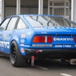 Sanyo Group 1 Rover SD1 Goodwood Members Meetiing CCK Historic Riorden Welby Adrian Reynard 6