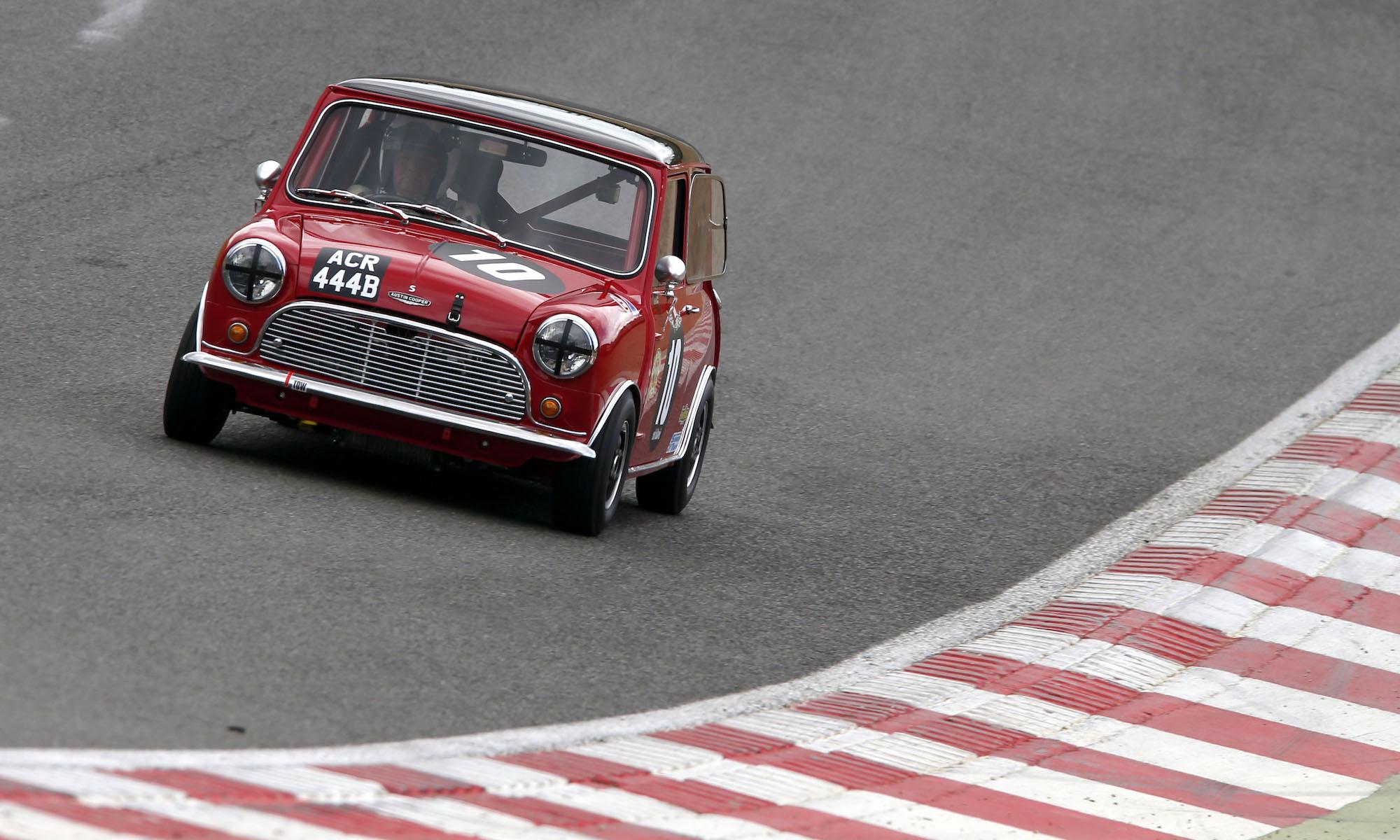 Cck Historic New Book How To Prepare A Historic Racing Mini