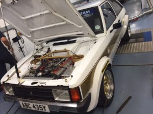 Talbot Lotus Sunbeam rolling road tuning 2