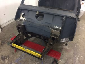 tim-sims-mk1-mini-body-shell-restoration-front-bulkhead