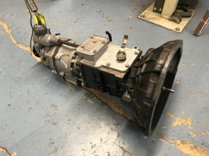 Triumph Spitfire gearbox rebuild