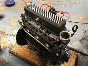 Triumph Spitfire engine rebuild