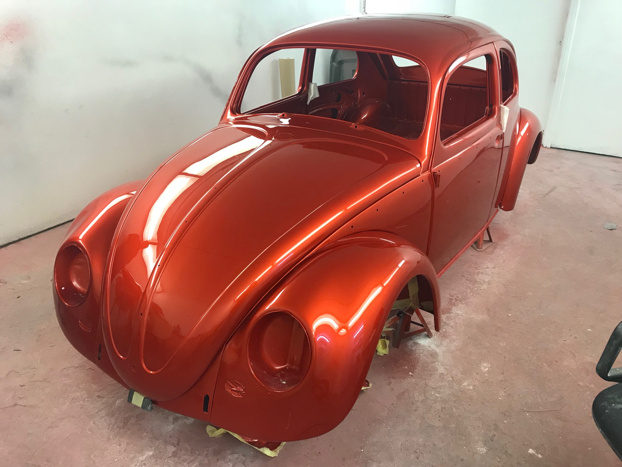 Vw Beetle Restoration Archives