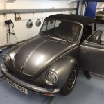 VW Beetle rolling road tuning