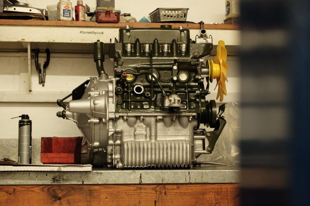 classic mini engine rebuild