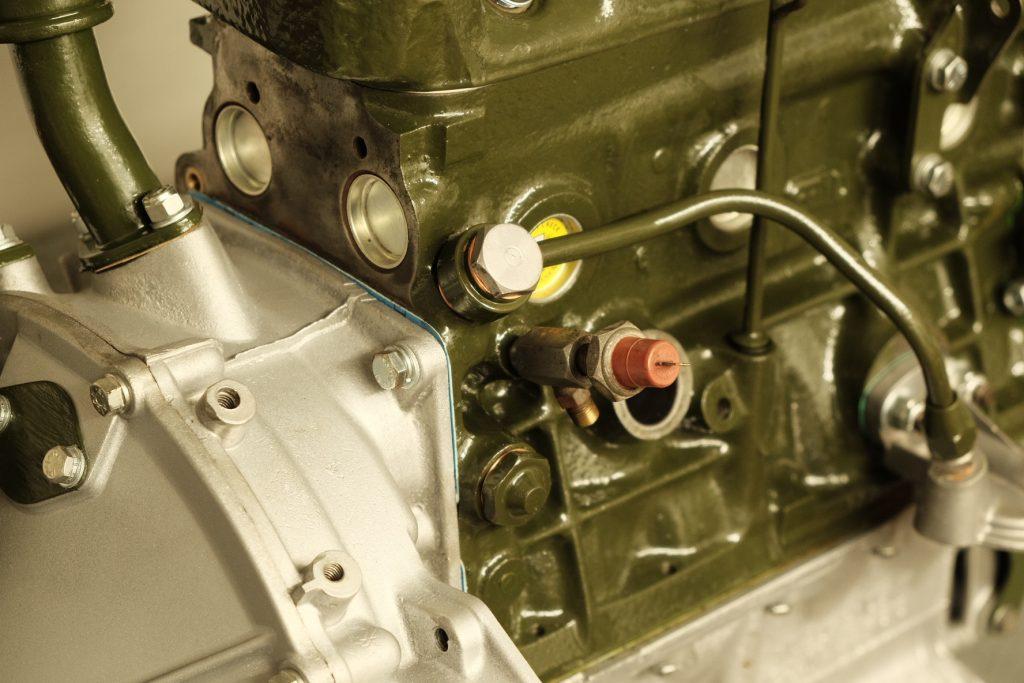 classic mini 1275 engine build