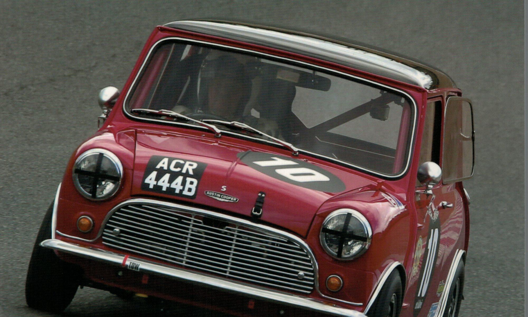 Mini Race Preparation Cck Historic